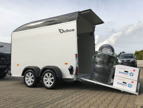 Debon Roadster C500 Transportanhänger